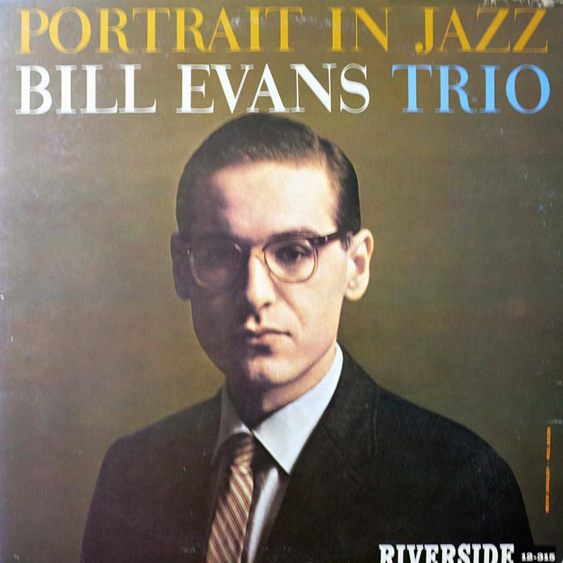 ビル・エバンス「ポートレイト・イン・ジャズ」