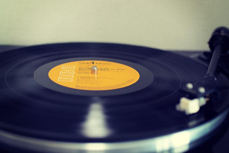 レコードは美しい