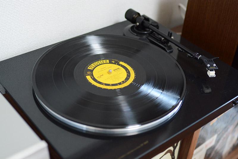 レコードは面倒くさい